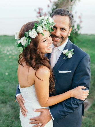 Real Santa Barbara Weddings | Villa Della Famiglia Wedding