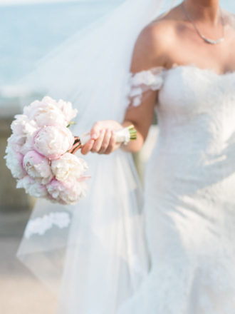 Real Santa Barbara Weddings | Four Seasons Biltmore, Santa Barbara