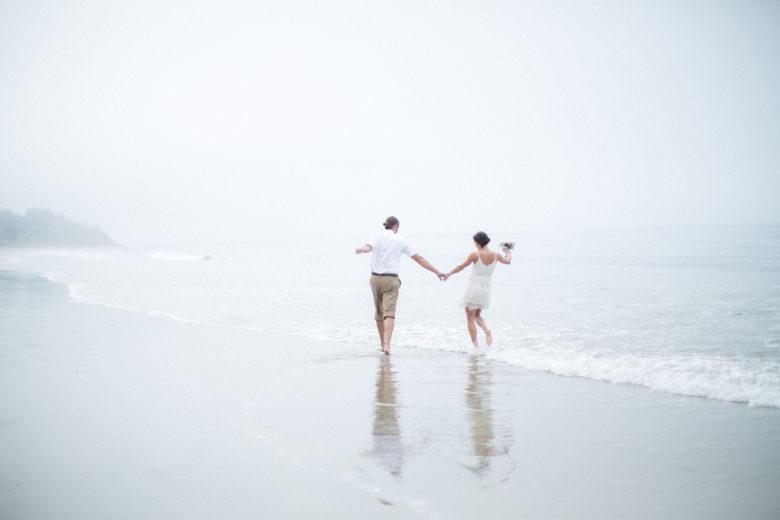 Santa Barbara Elopement Photographer | Summerland Beach