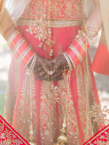 Indian Weddings Greengate Ranch | Indian Bride with Henna