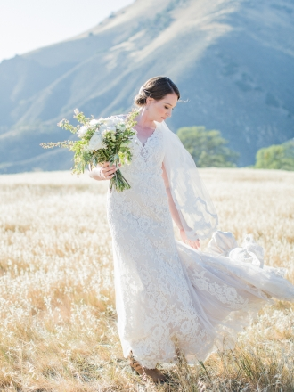 Real Santa Barbara Weddings | Figueroa Mountain Farmhouse Wedding
