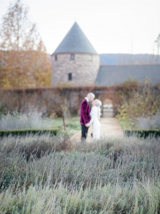 Real Santa Barbara Elopements | Kestrel Park Winter Elopement