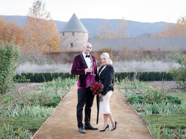 Elegant Destination Elopement at Kestrel Park - Haute Elopement