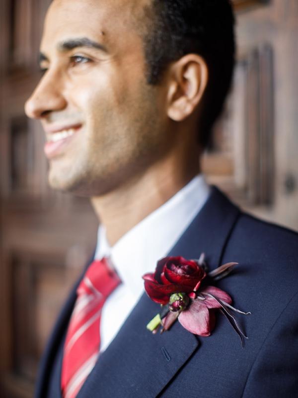 Tour of Santa Barbara Elopement - groom