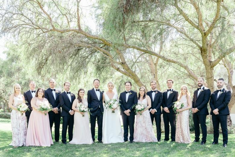 A Fun Loving Ritz Carlton Wedding, Santa Barbara