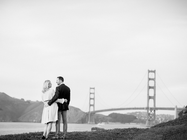 A San Francisco Engagement Session