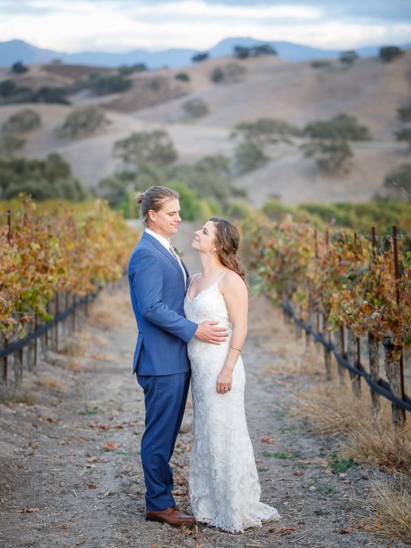 Dovecoat Winery Wedding in Santa Ynez