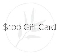 $100 Gift Credit