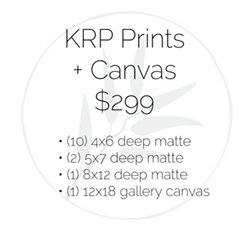 KRP Prints + Canvas
