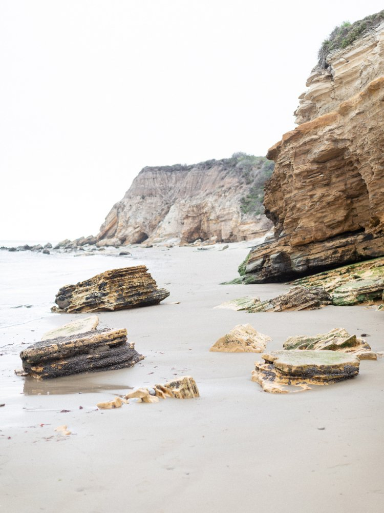 A Gaviota Coast Engagement Session